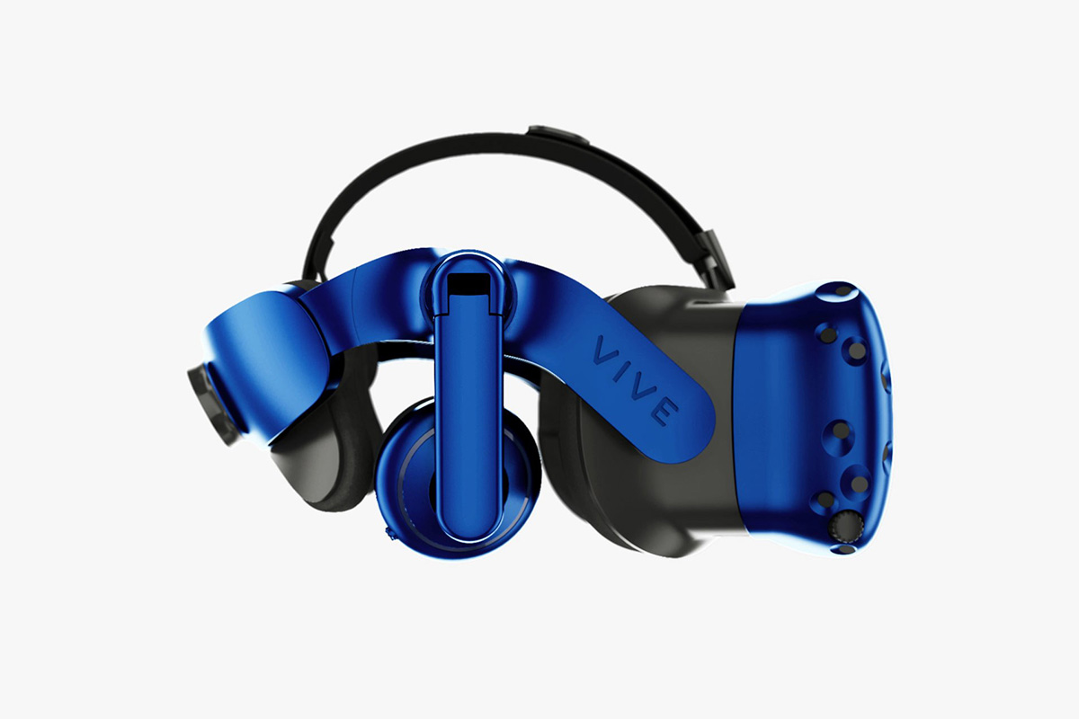 HTC VIVE And McLaren Announce Release Of Limited Edition VIVE Pro