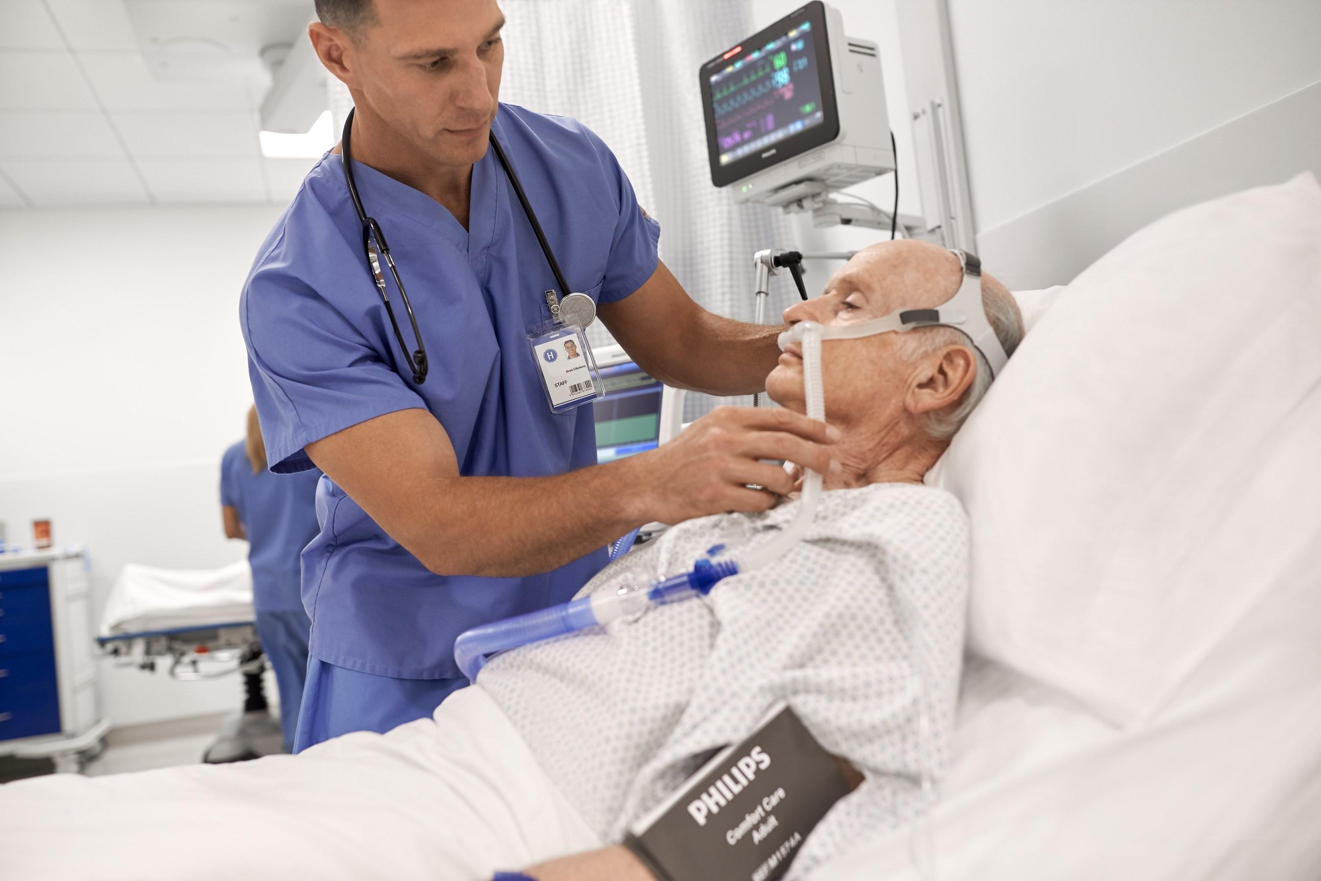 Các loại máy thở thường dùng tại bệnh viện và ở nhà