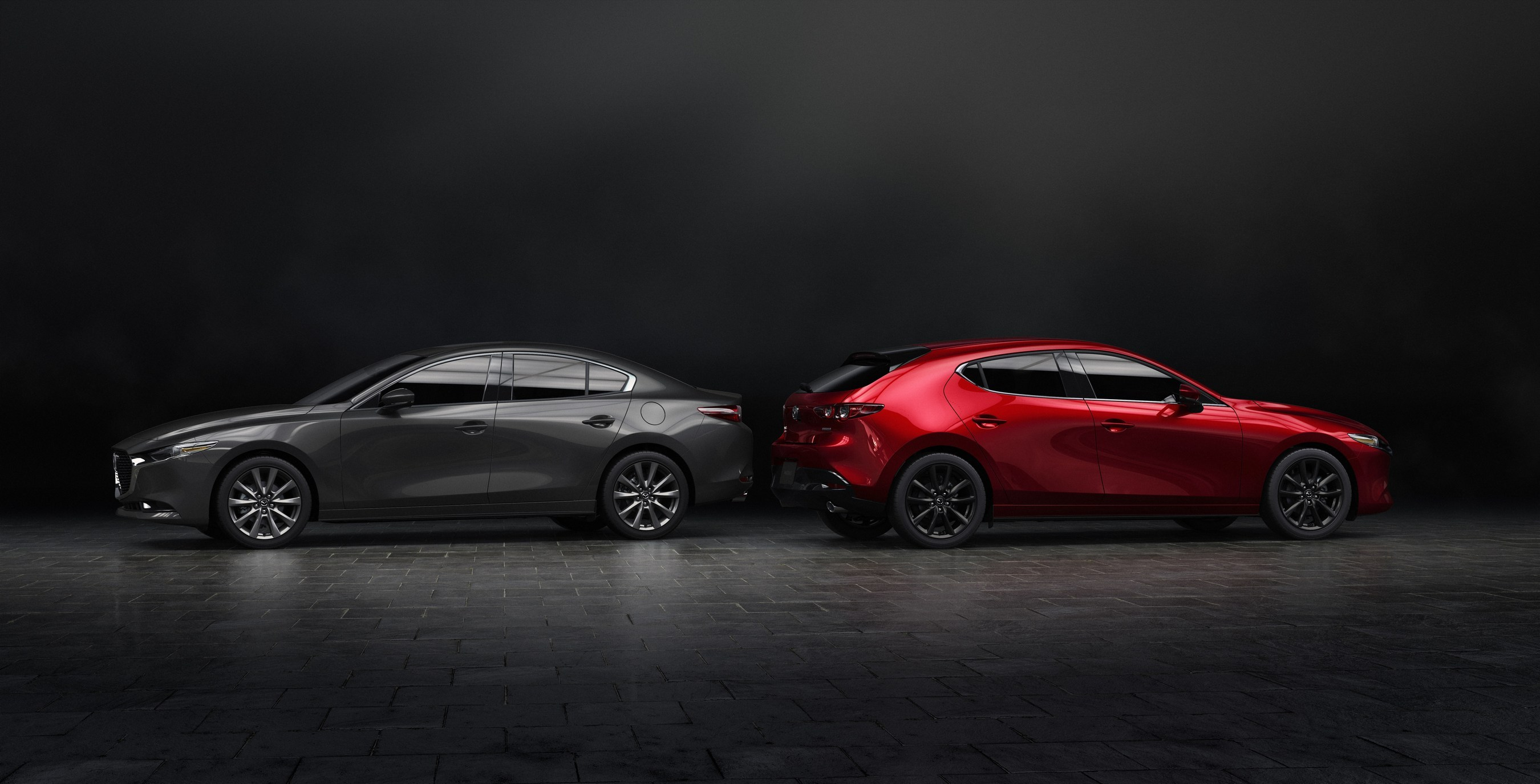 mazda reveals all-new mazda3 – picante today – hot news today