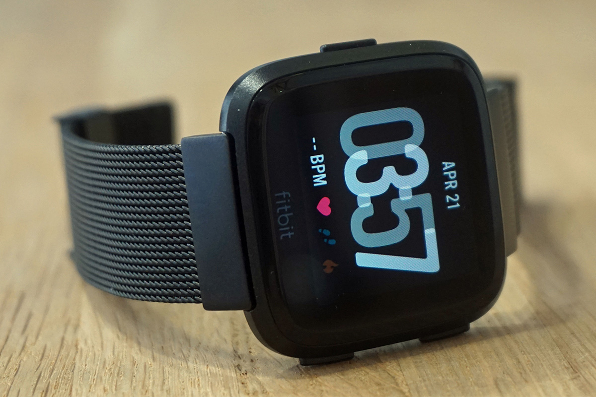 Fitbit Enhances Health and Fitness Smartwatch Experience