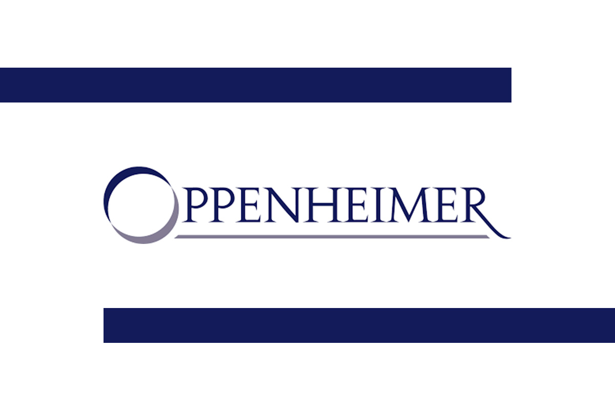 Oppenheimer & Co  To Host 19th Annual Consumer Growth and E